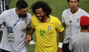 Joguinho Rápido!! Lesão do Marcelo – Copa do Mundo